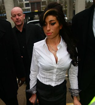 Amy Winehouse To Be Honoured With Camden Memorial, Early Images Unveiled