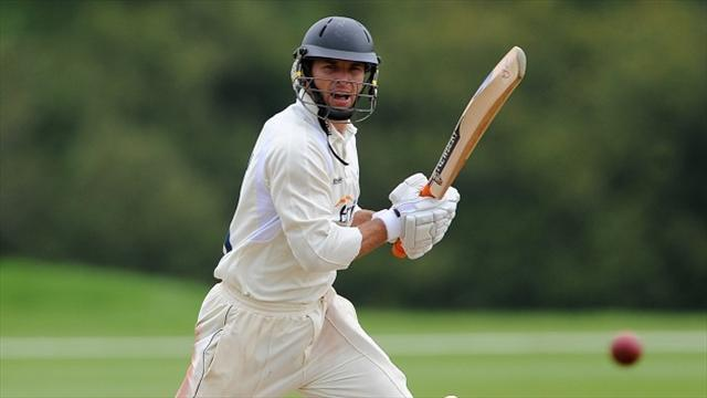 Cricket - Glamorgan clash finely poised