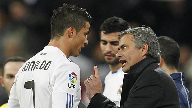 Liga - Mourinho: Ronaldo thought he knew it all