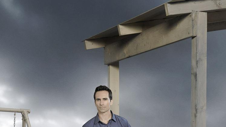 "Nestor Carbonell stars as Richard Alpert on ""Lost."""