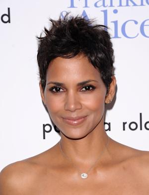 "FILE - In this Nov. 17, 2010 file photo, actress Halle Berry attends a special screening of ""Frankie & Alice"" in New York. It's a boy for Halle Berry and Olivier Martinez. A representative for the 47-year-old actress confirms that the couple welcomed their son on Saturday, Oct. 5, 2013 (AP Photo/Peter Kramer, file)"
