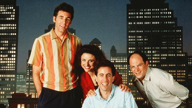 Twitter Takes On 'Modern' Seinfeld