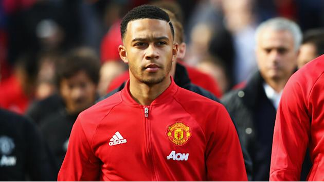 Memphis Depay on the brink of completing £14.3m move to Lyon