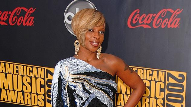 Blige Mary J AMA Awards