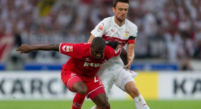 Stuttgart 1 – 3 Cologne(Vòng 2- Bundesliga 2015/16)