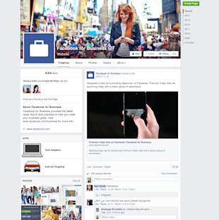 How To Prepare For The New Facebook Page Design image new facebook