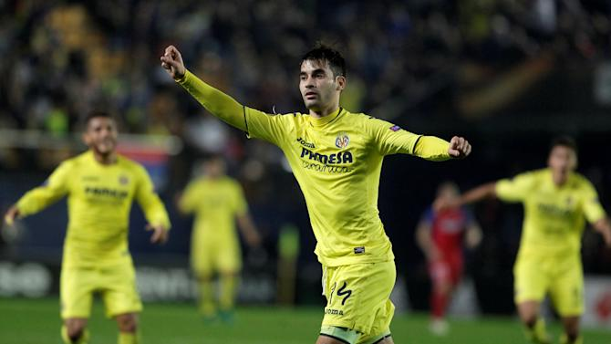 Football Soccer - Villarreal v Steaua Bucharest - UEFA Europa League Group Stage