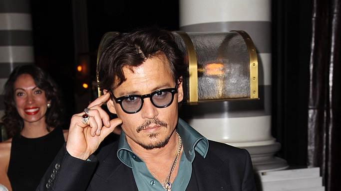 Johnny Depp Pirates Pr