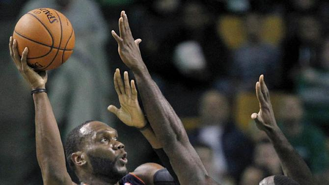 Clifford: Bobcats without C Al Jefferson again