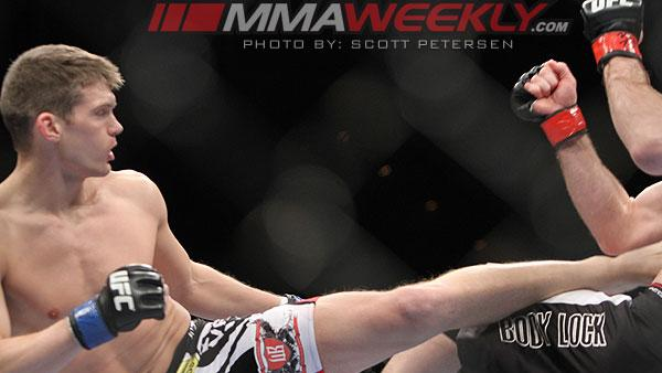 Stephen Thompson vs. Amir Sadollah Announced for UFC 160 Memorial Weekend Fight Card