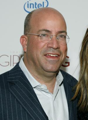"FILE - In this March 6, 2013 file photo, President of CNN Worldwide Jeff Zucker attends a screening of ""Girls Rising"" at the Paris Theater in New York. Zucker is dismissing charges that his network has gone low brow with its focus on the George Zimmerman murder trial in Florida. He called the criticism ""bunk"" on Friday, July 12. Zucker, who is marking his sixth month at the helm of the cable news network and its affiliates, said he believed his network struck the right balance in its coverage last week between the Florida neighborhood watch volunteer on trial for murder and the coup in Egypt. (Photo by Andy Kropa/Invision/AP, file)"