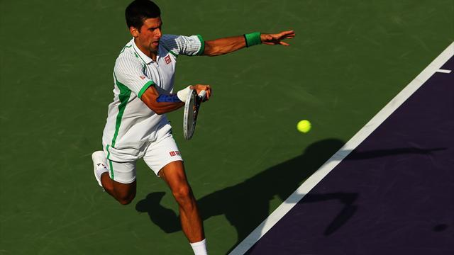 Miami Masters - Fourth Round: LIVE