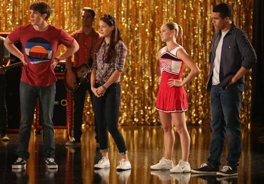 Glee Recap: Shake, Rattle and Roleplay