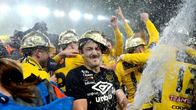 World Football - Elfsborg crowned Swedish champions