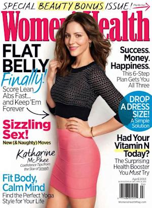 Women's Health Kat McPhee Cover --