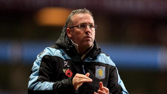 Paul Lambert feels he can handle the pressure at Aston Villa