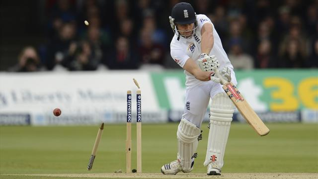 Cricket - England ponder top-order problems ahead of Ashes