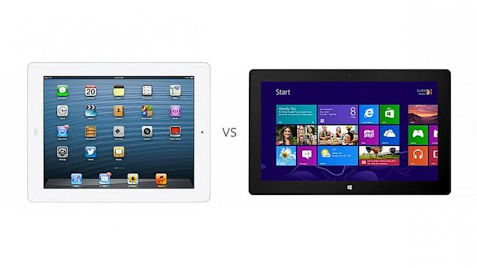 Microsoft Wants Your iPad, Will Give You $200 Credit for a Surface Tablet