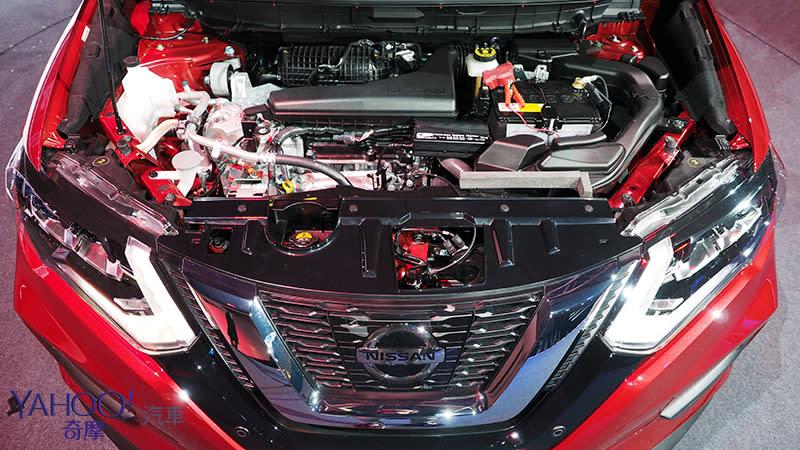 【新車圖輯】戰力滿點強攻車市!Nissan X-Trail小改款82.9萬元起!