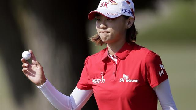 Golf - Choi grabs LPGA Titleholders lead