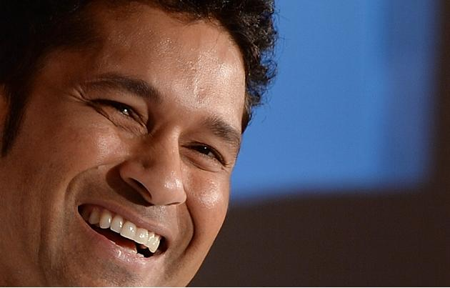 New gold coin bears Sachin Tendulkar's face