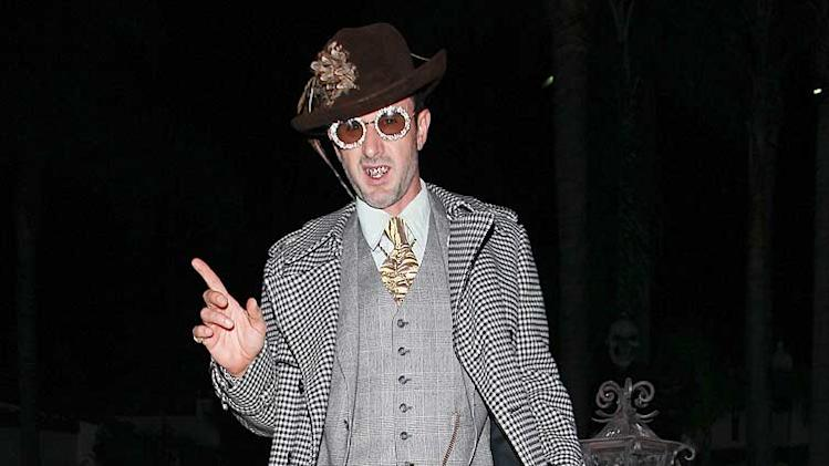 David Arquette Halloween