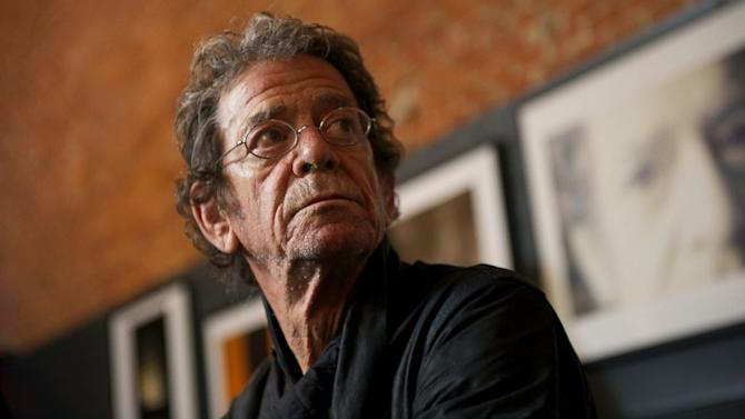 New Details: Singer Lou Reed Died From Liver Disease