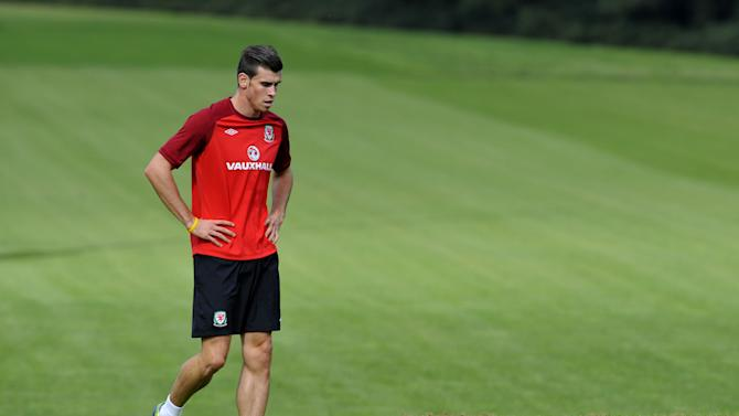 Wales Training Session & Press Conference