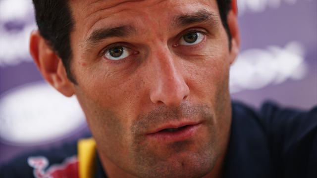 Formula 1 - Webber to leave Red Bull and F1