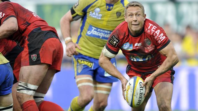 Top 14  - Wilkinson's Toulon suffer last-gasp Clermont loss