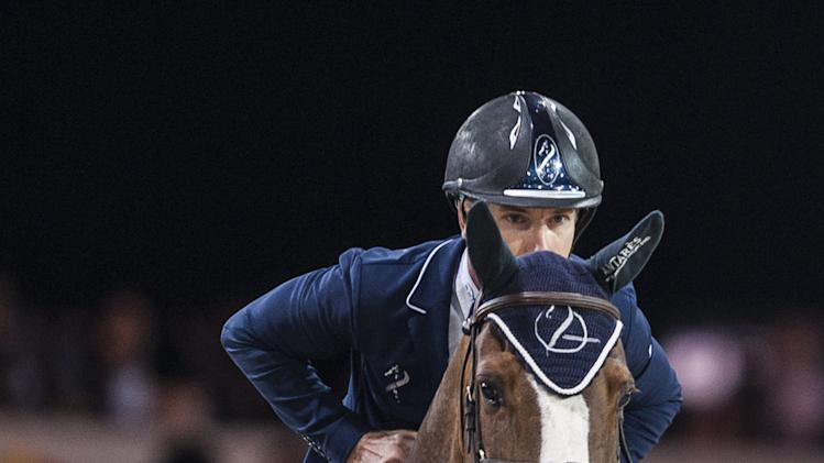 Longines Hong Kong Masters International Show Jumping