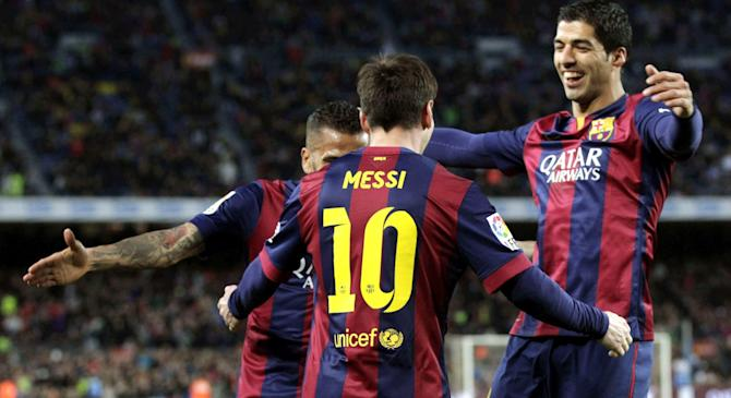 Video: Barcelona vs Almeria