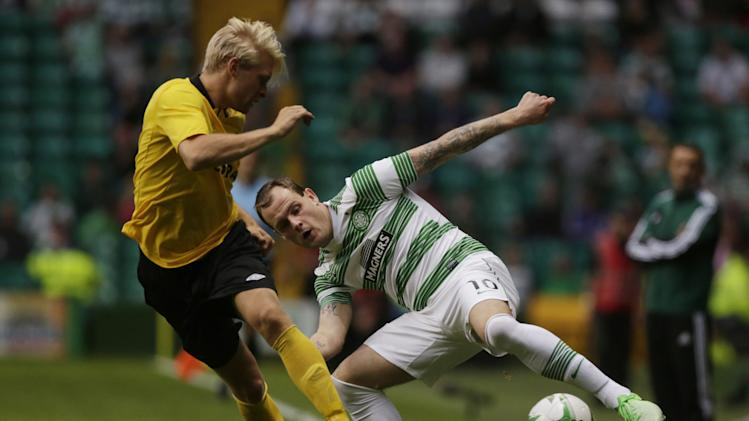Soccer - Champions League Qualifying - Third Round - Celtic v IF Elfsborg - Celtic Park