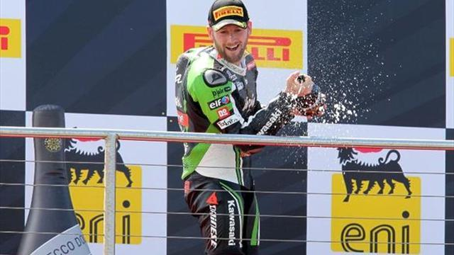 Superbikes - World Superbike standings