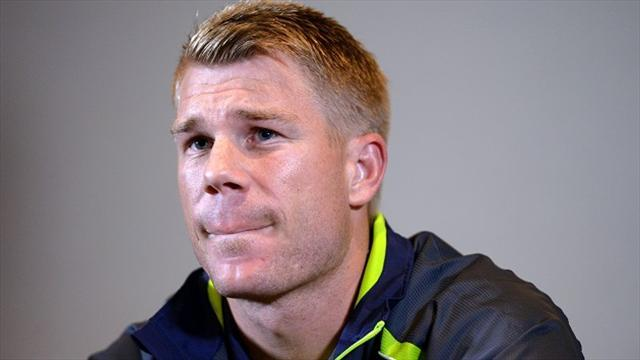 Ashes - Border: Africa safari the wrong call for Warner
