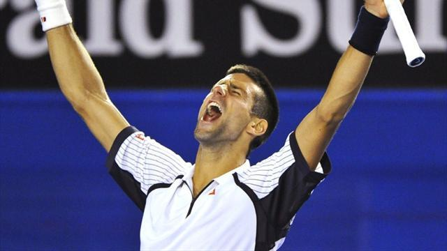 Australian Open - Djokovic brushes past Berdych to reach semi-finals