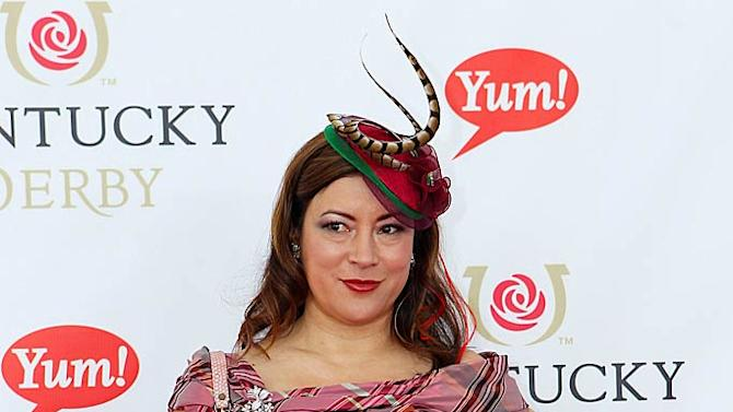 Jennifer Tilly Kentucky Derby