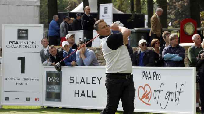 De Vere Club PGA Seniors Championship - Previews