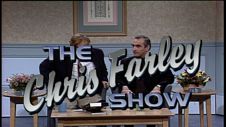 The Chris Farley Show with Martin Scorsese