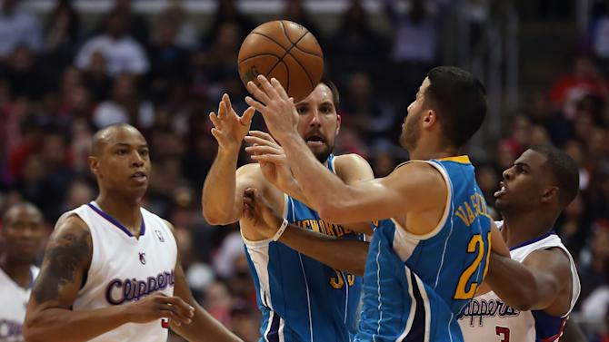 New Orleans Hornets v Los Angeles Clippers