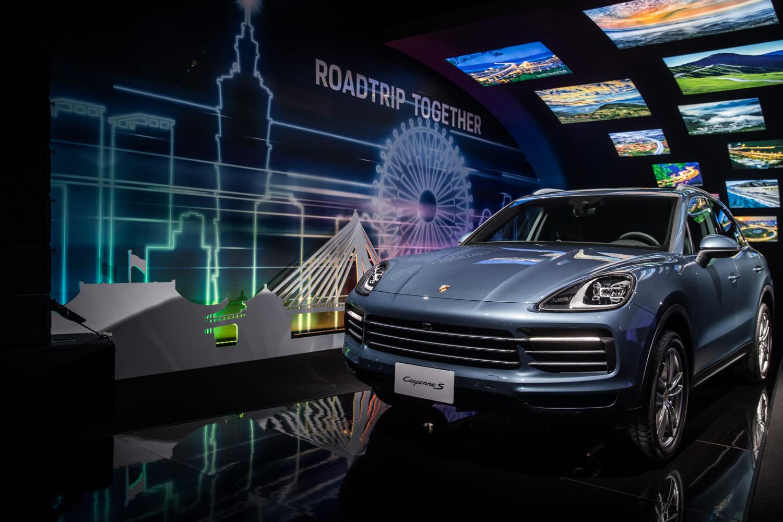 第三代 Porsche Cayenne 正式發表