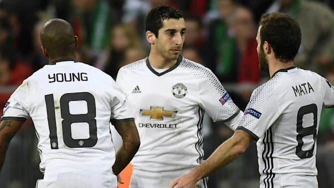 Manchester United draw Rostov in Europa League last 16