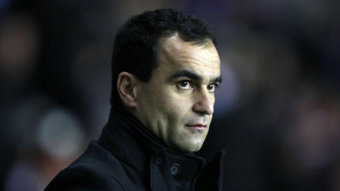 Wigan boss Roberto Martinez is eyeing more wins in the league