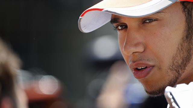 Formula 1 - Hamilton: Mercedes seem hungrier than McLaren