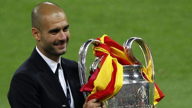 Transfers - Bayern holen Guardiola