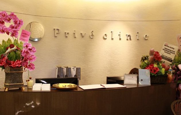 Prive clinic sees a rise in the number of young women patients (Photo courtesy of Prive Clinic)