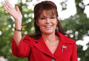 Sarah Palin | Photo Credits: Justin Sullivan/Getty Images