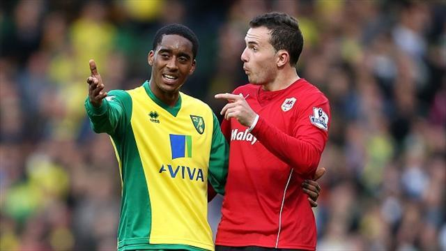Premier League - Norwich fined by FA after melee in Cardiff game