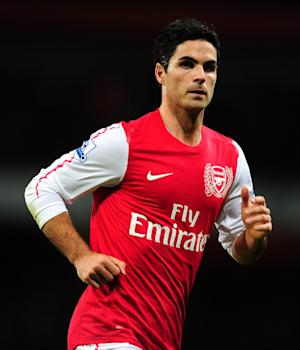 Mikel Arteta has confidence in the Arsenal squad