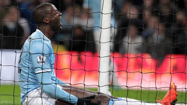 Champions League - Toure: Facing Barcelona will be difficult